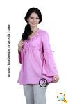 блузка, блуза, из льна, купить, лён, народная одежда, русская одежда...