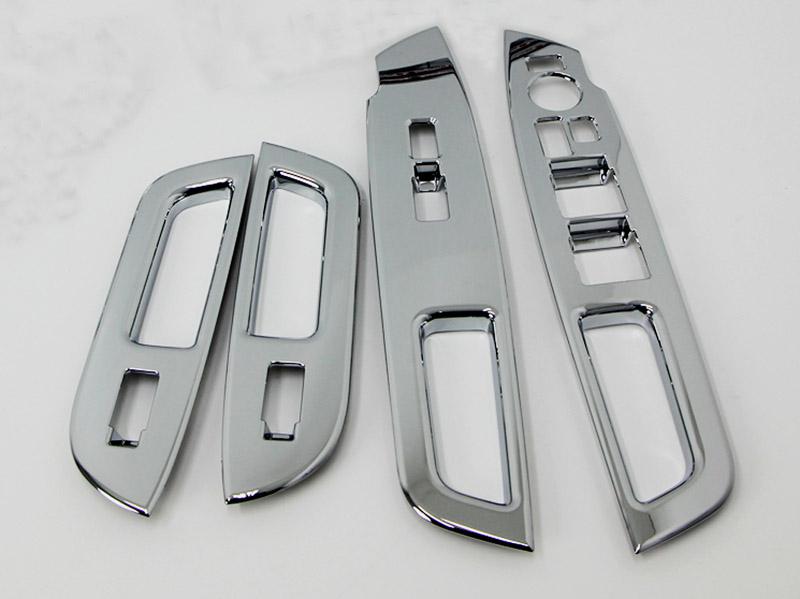 Accessoires pour kia sorento 13 14 chrome int rieur for Kit moulure porte interieure