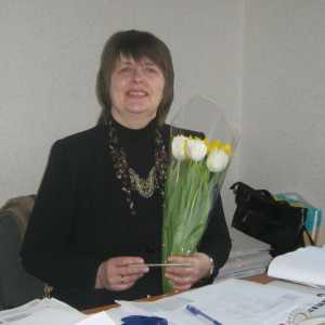 Валентина Украина (Днепр) 60